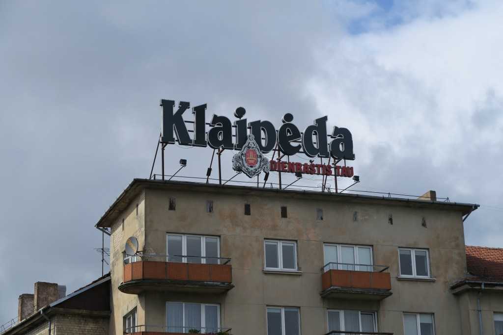Klaipeda war mal der Sitz des preußischen Königs