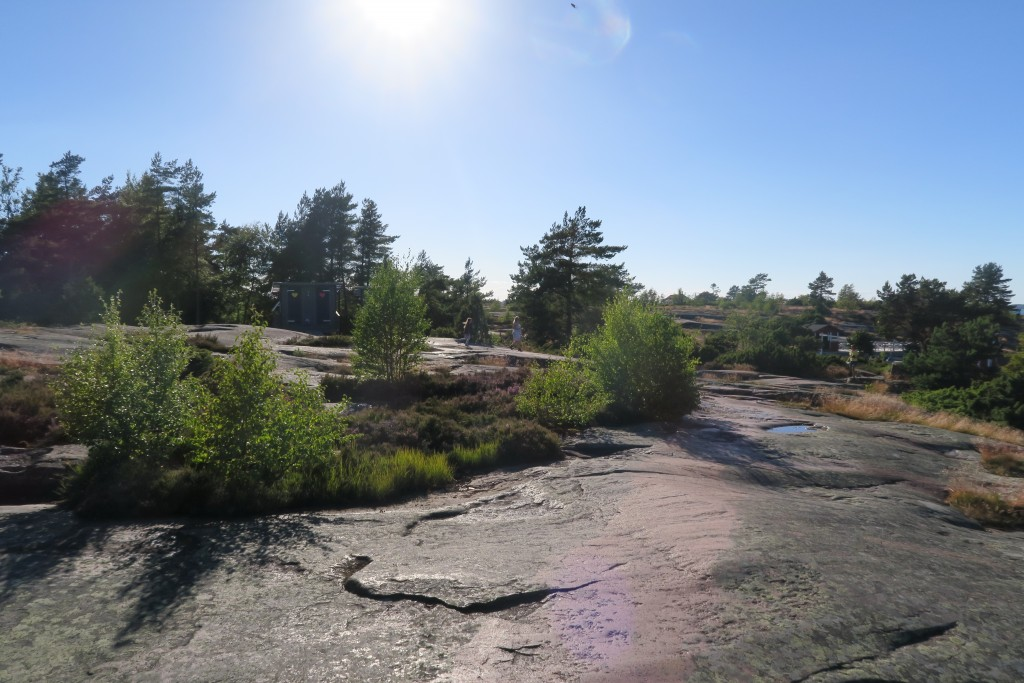 Rödhamn Inselmitte