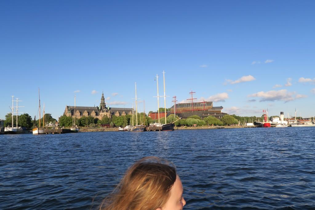 Stadtrundfahrt: Nordisk Museum und Vasamuseum