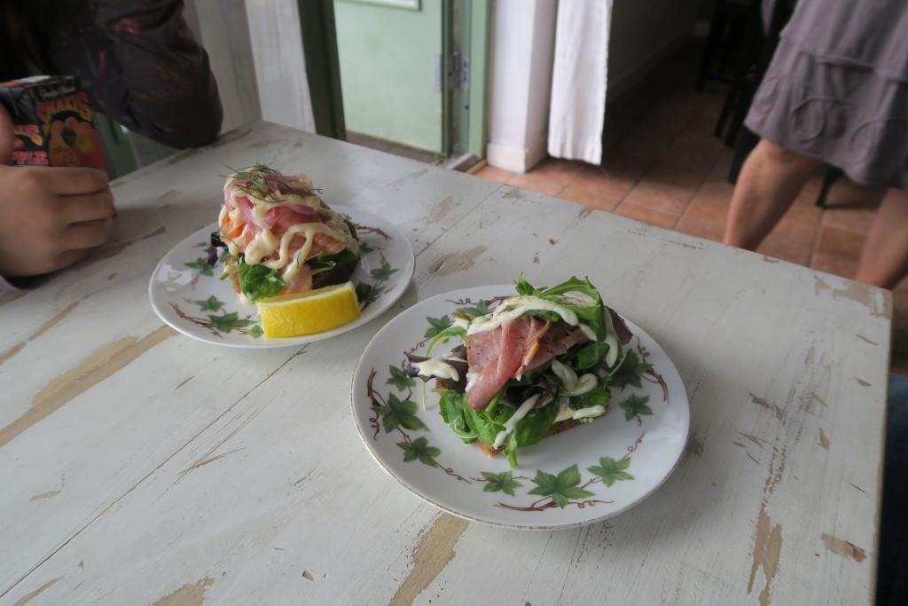 Frokost in Dalarö