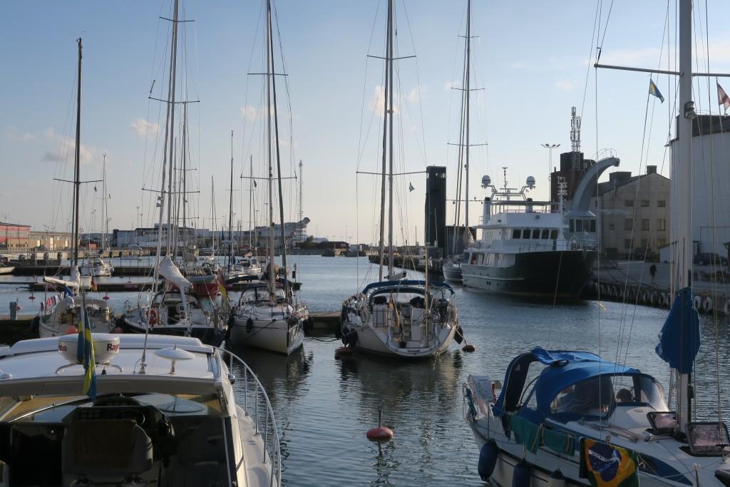 Visby Marina