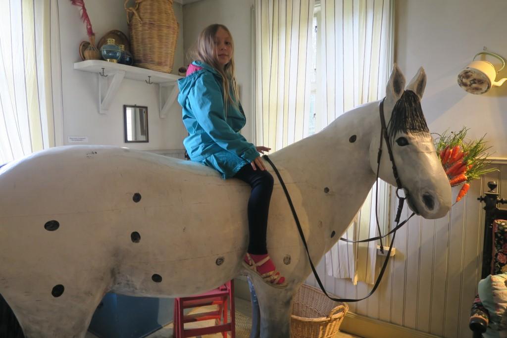 Pippis Pferd