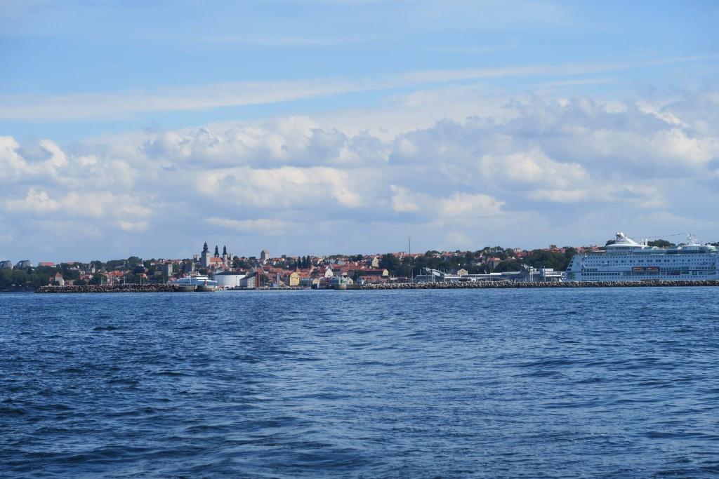 Tschüß Visby